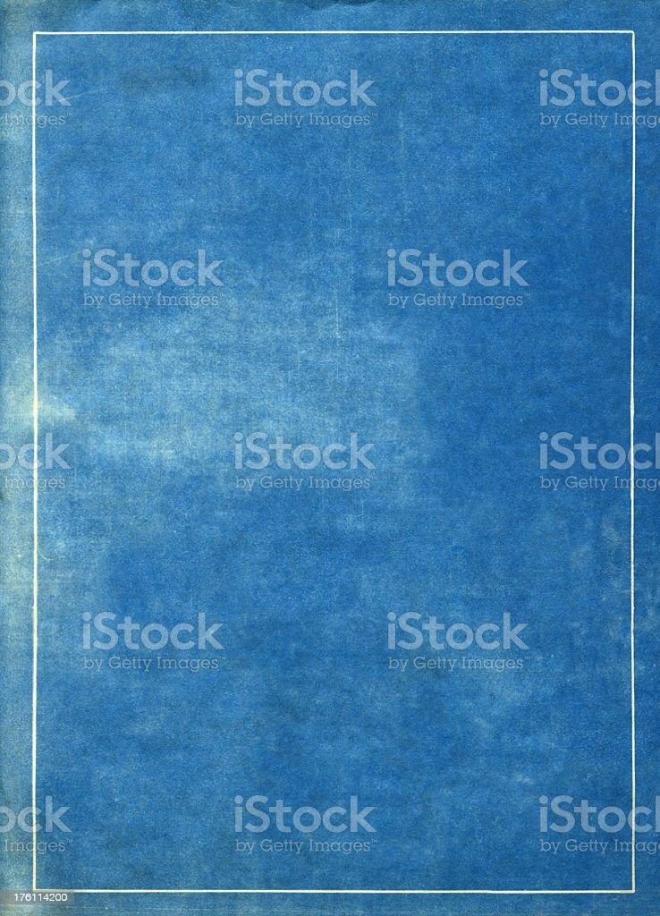 Captivating Blank Blueprint Background Stock Photo