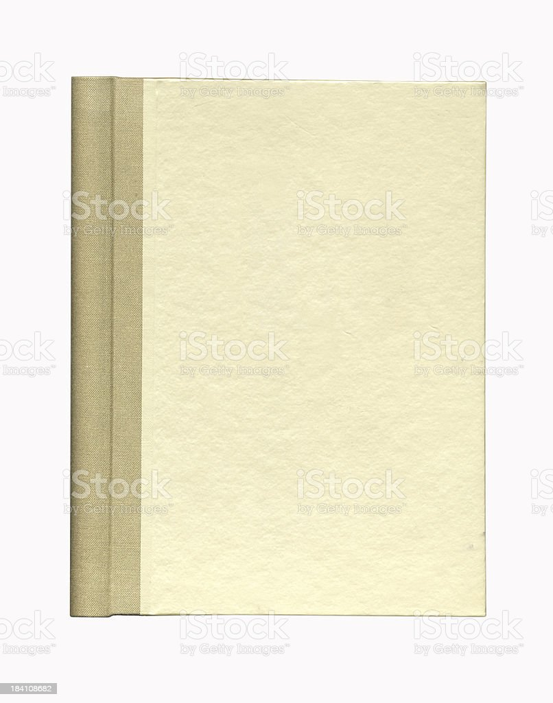 Blank Book/Journal XXL royalty-free stock photo