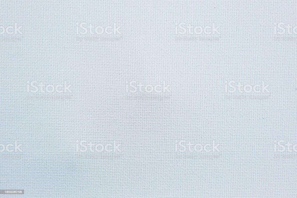 Blank canvas royalty-free stock photo