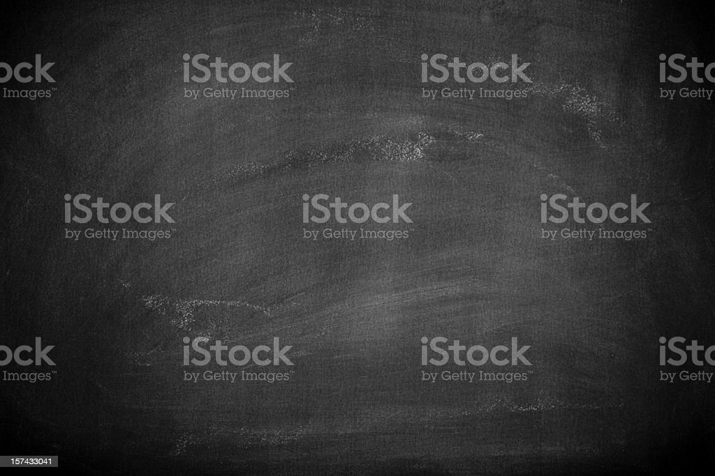 Blank chalkboard background. royalty-free stock photo