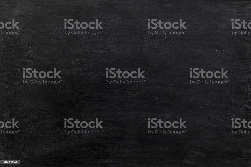 Blank chalkboard background royalty-free stock photo