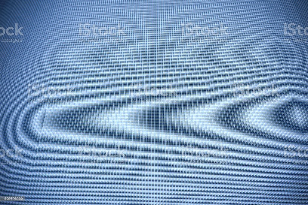 Blank digital LED screen stock photo