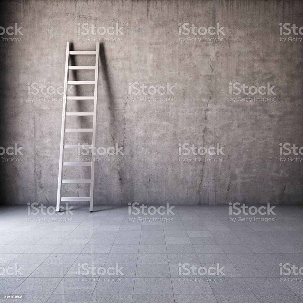 Blank dirty grunge wall stock photo