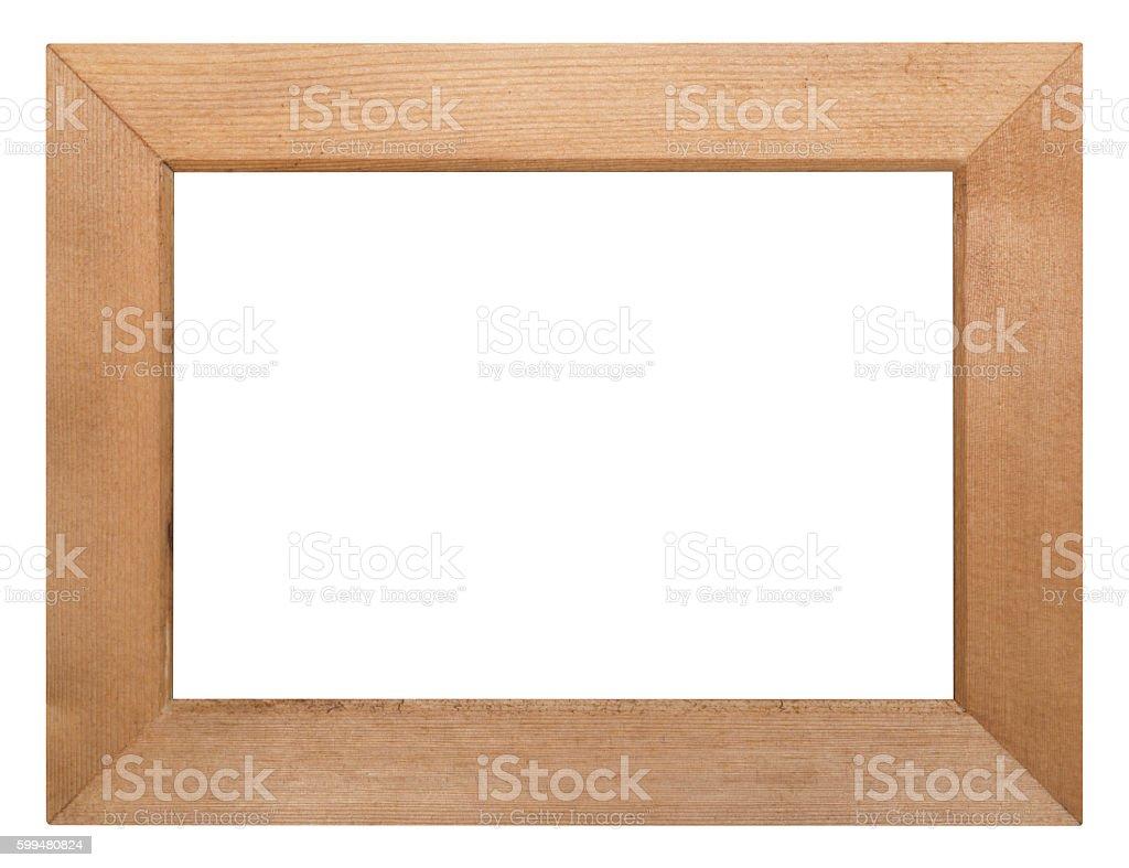 Blank Frame stock photo