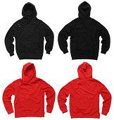 Blank hoodie sweatshirts