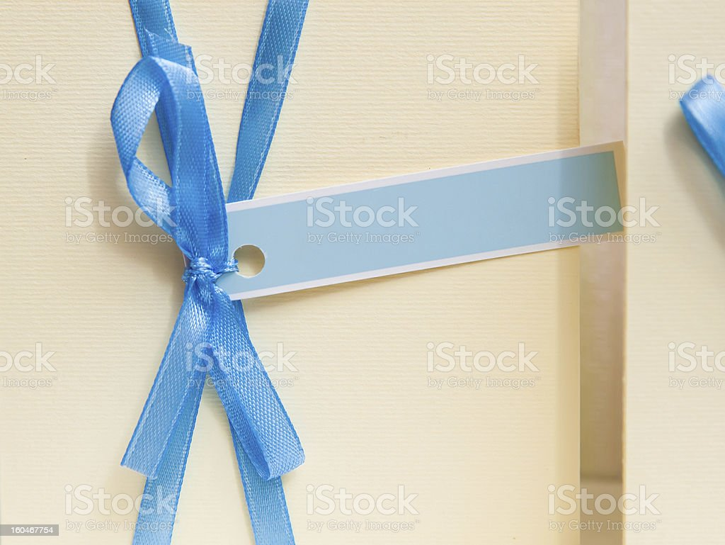 blank invitation card with an inscription place royalty-free stock photo