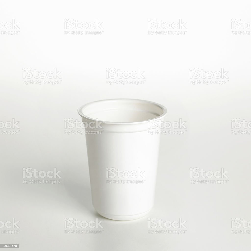 blank jar royalty-free stock photo