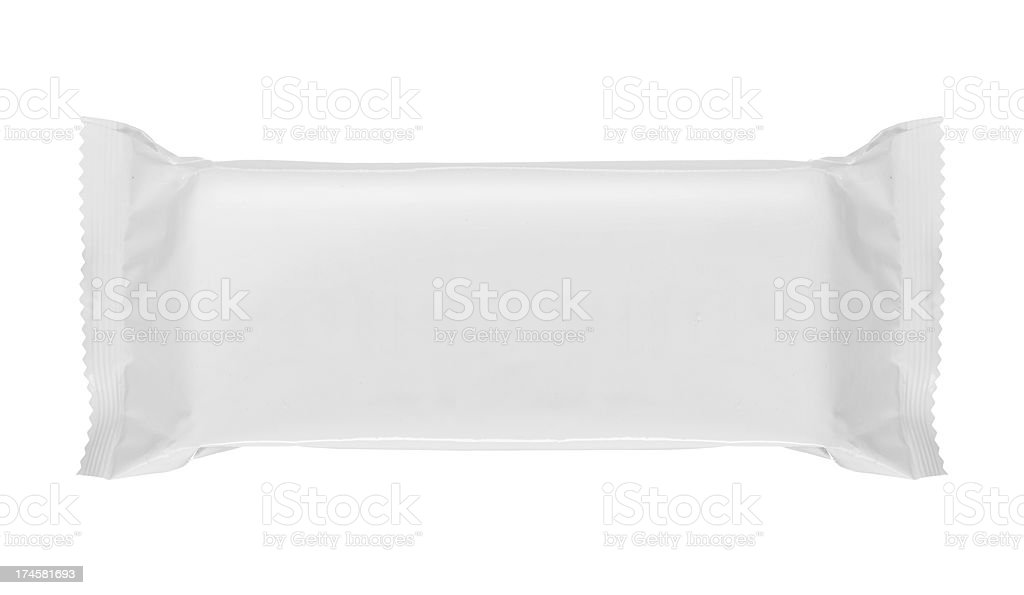 blank package stock photo