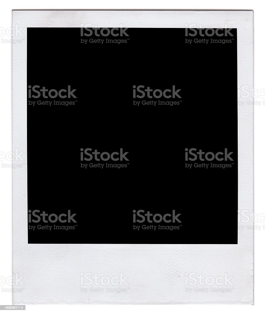 Polaroid Template Pictures, Images And Stock Photos - Istock