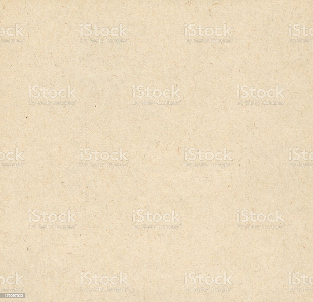 A blank piece of recycled paper royalty-free stock photo