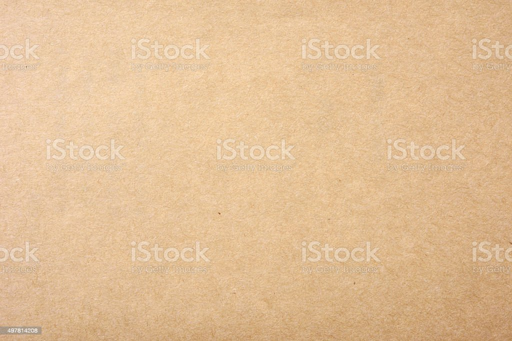 Blank recycling beige paper background stock photo