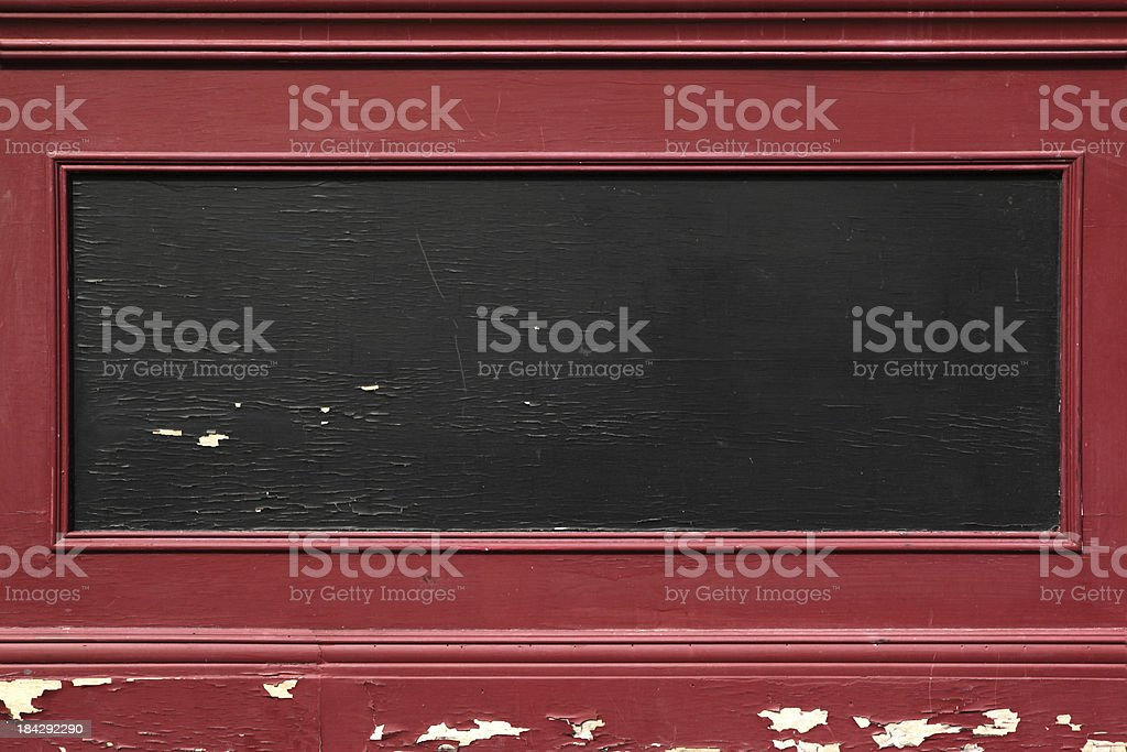 Blank Slate royalty-free stock photo