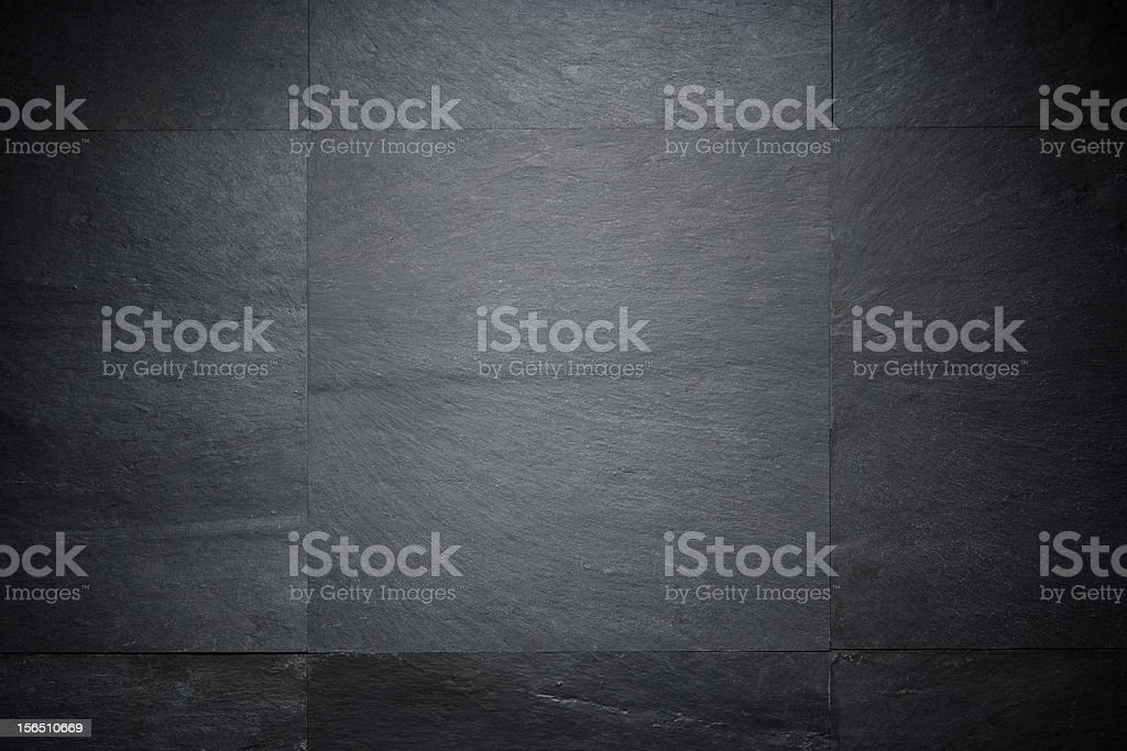 Blank slate wall textured background stock photo