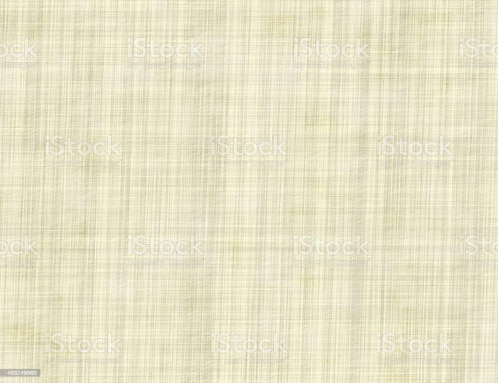 Blank Vintage Paper Linen Texture stock photo
