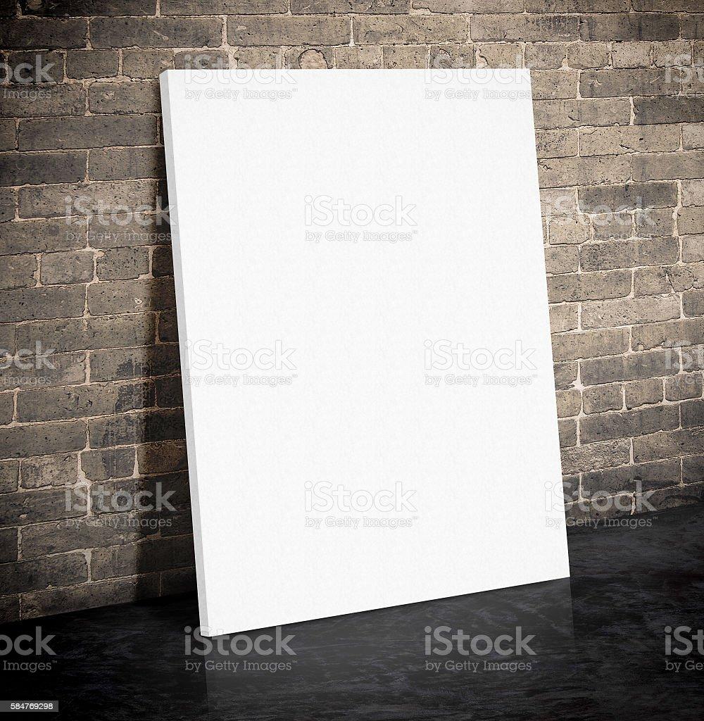 Model house brick paper