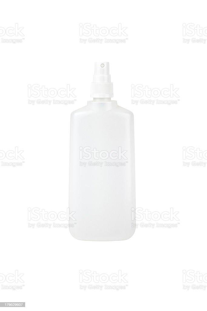Blank White Tube royalty-free stock photo