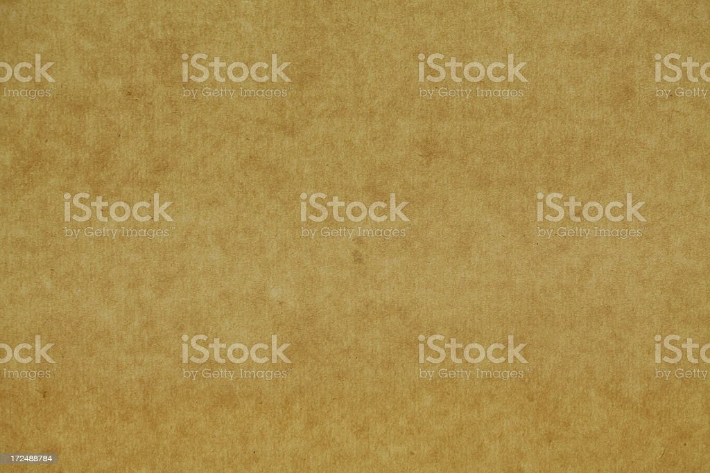 blank yellow paper background royalty-free stock photo