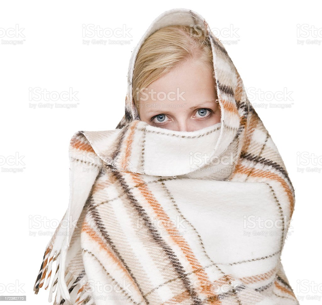 Blanket royalty-free stock photo