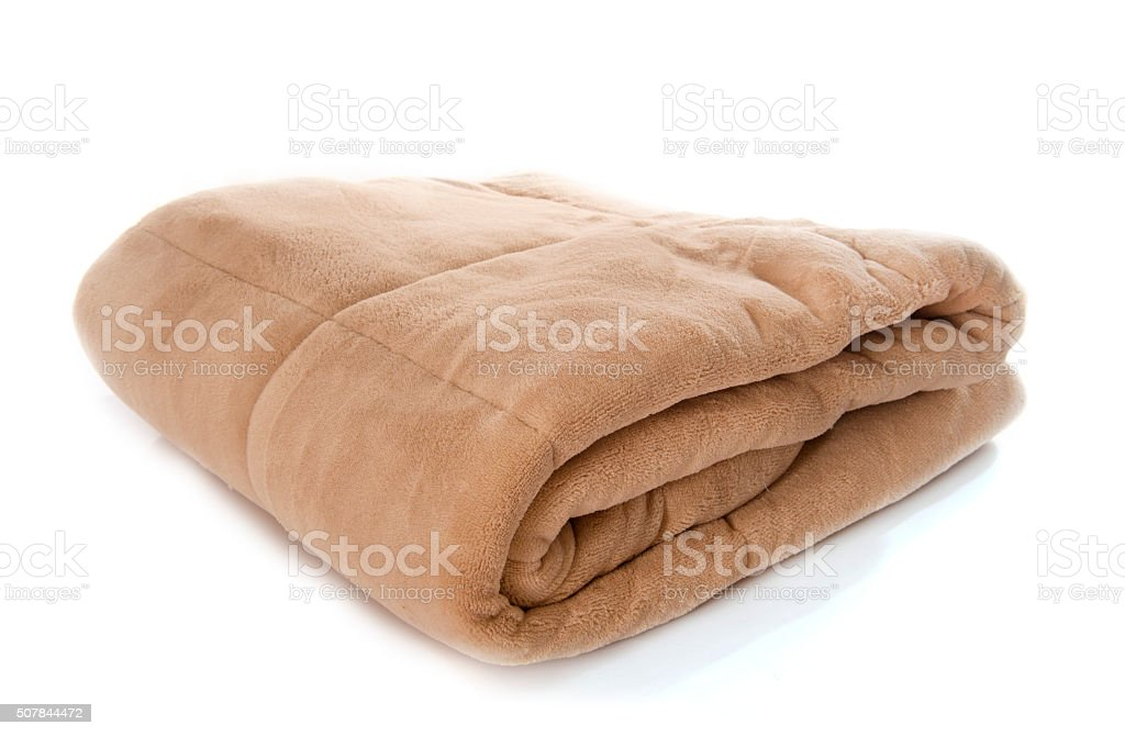 blanket stock photo