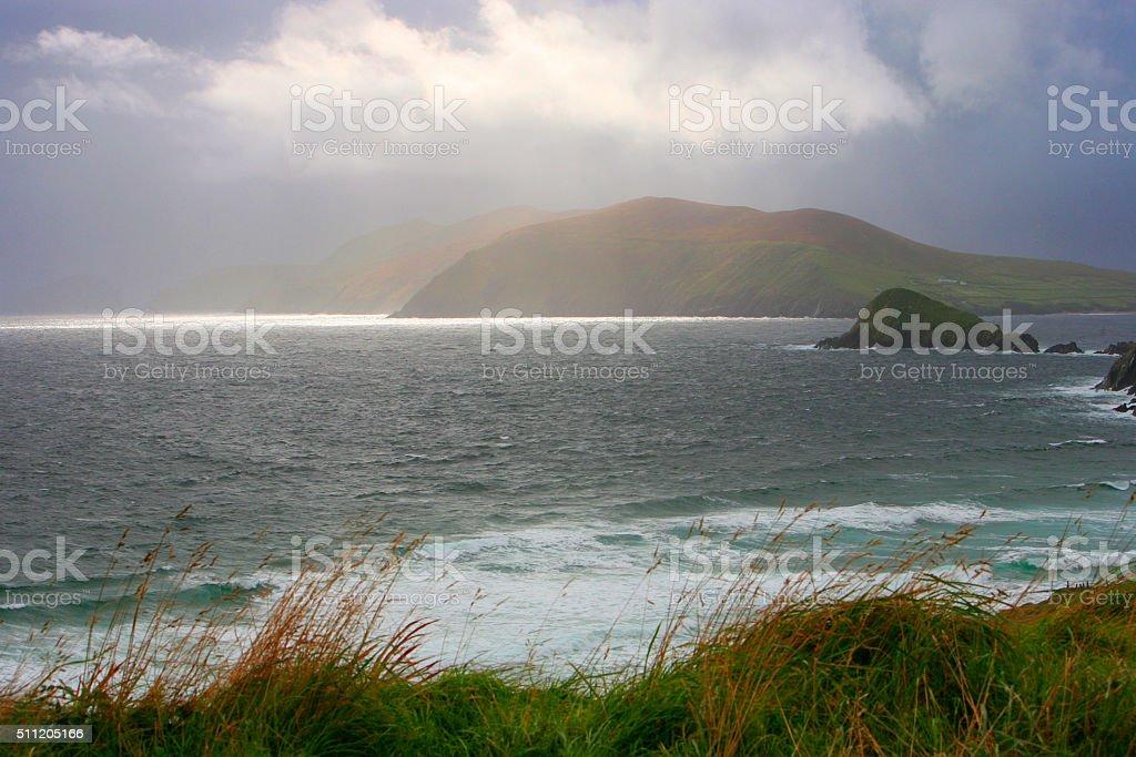 Blasket Islands - Ireland stock photo