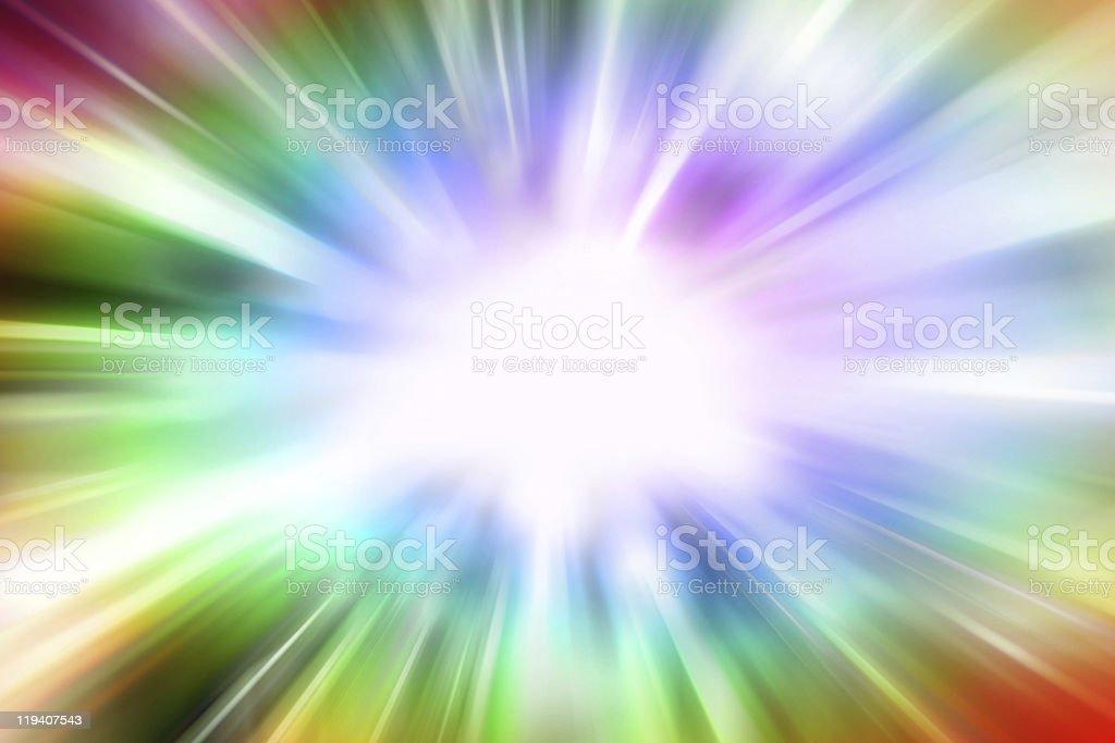 Blast background stock photo