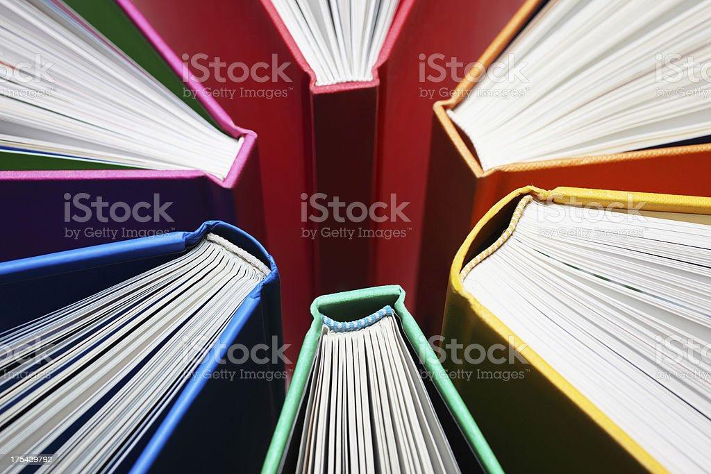 Blast of Knowledge stock photo