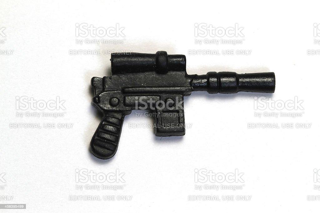 Blaster Pistol stock photo