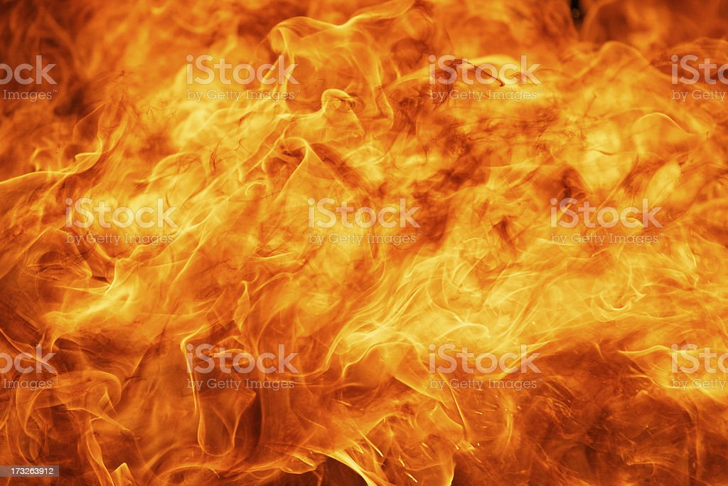 blaze fire flame background royalty-free stock photo