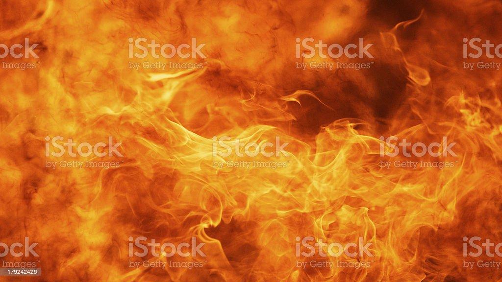 blaze fire flame background royalty-free stock photo
