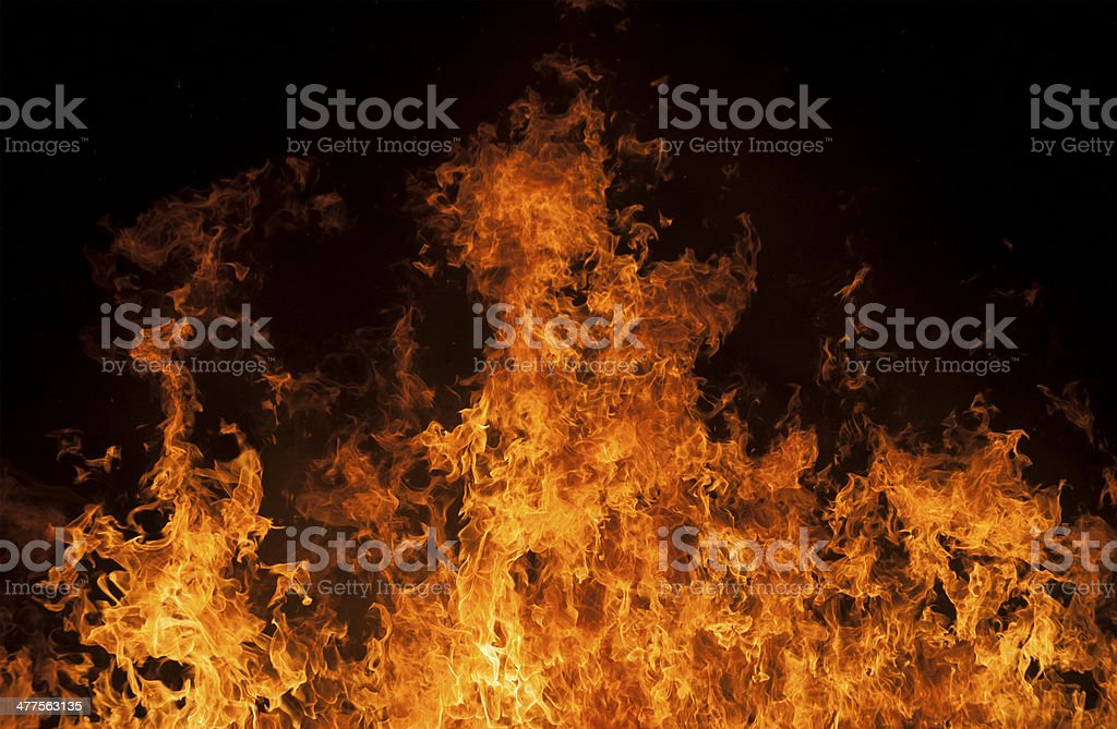 blaze fire flame background stock photo