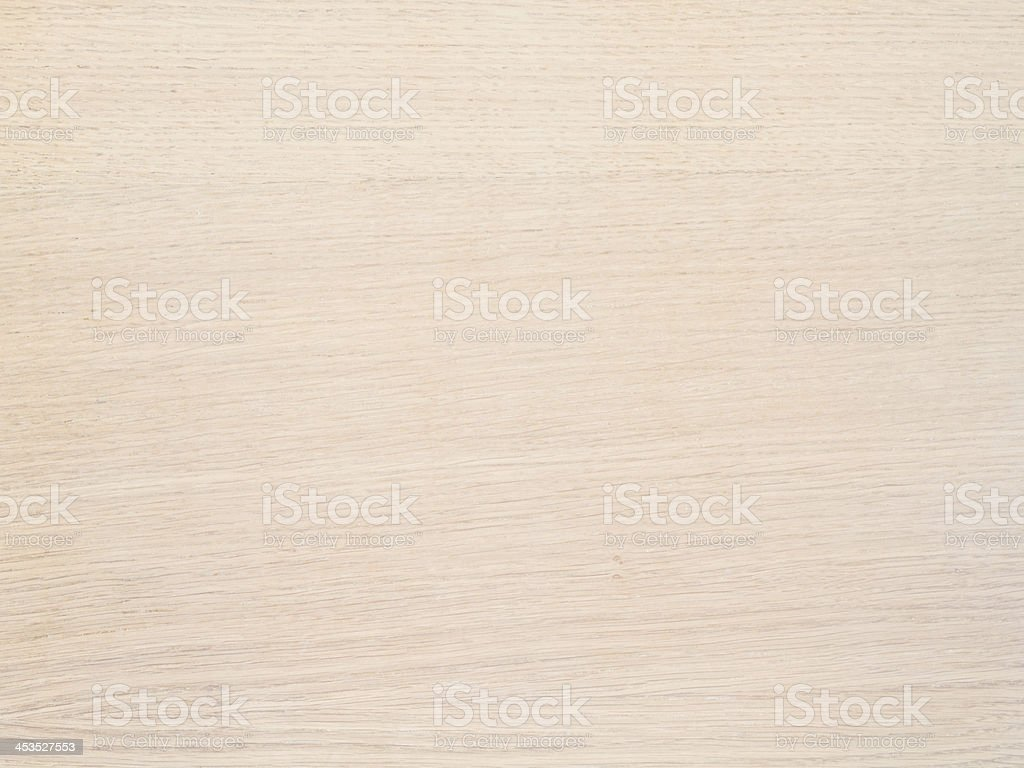 bleached oak board stock photo