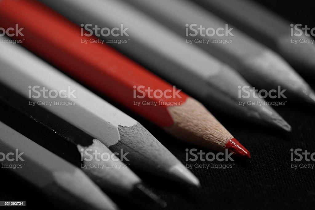 Bleistifte stock photo