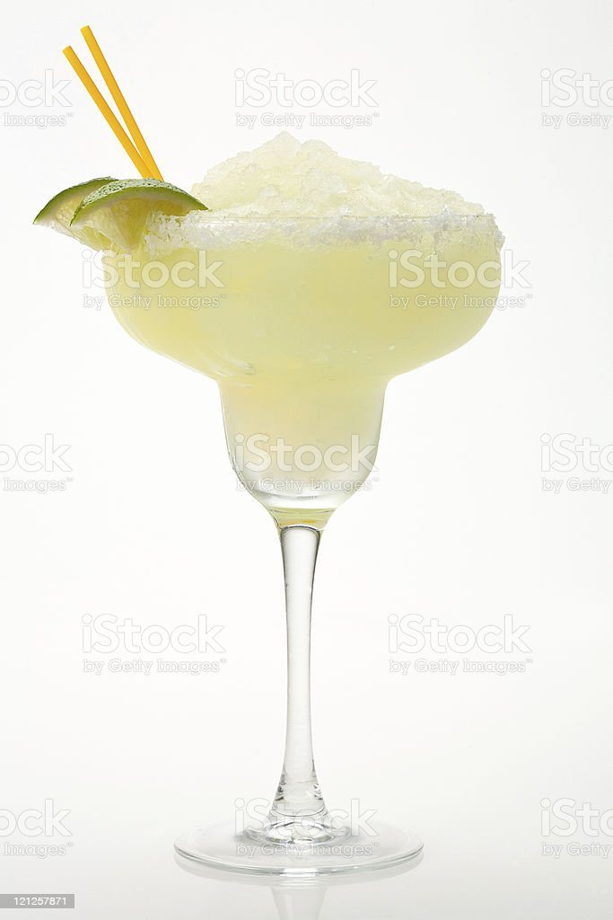 Blended Margarita royalty-free stock photo