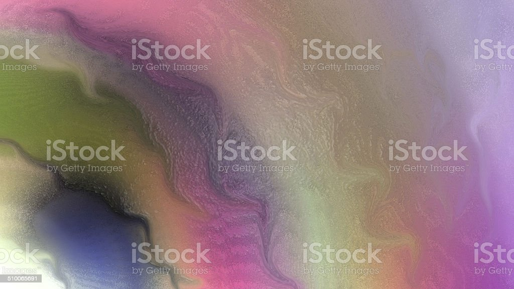 Blending of colorful watercolor painting. stock photo