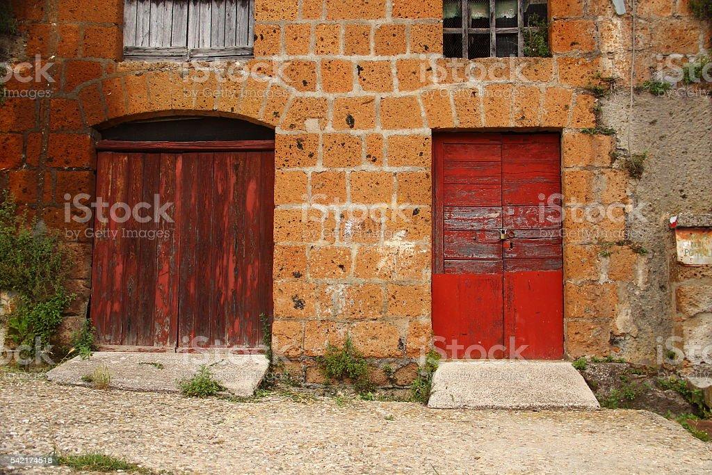 Blera, Italy stock photo