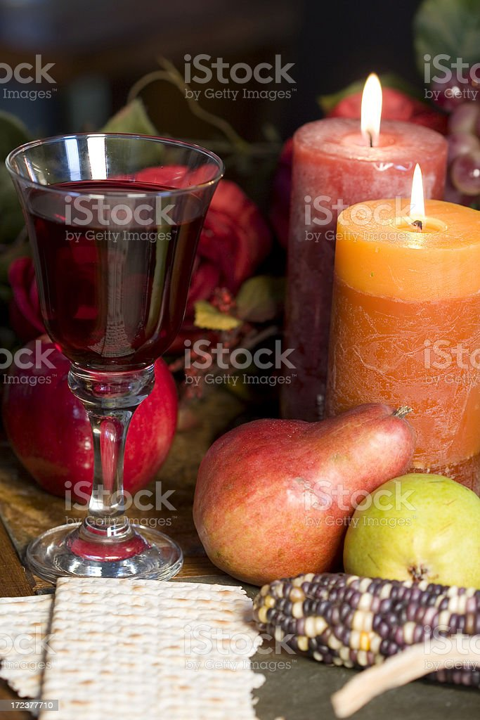 Blessing- communion-2 royalty-free stock photo