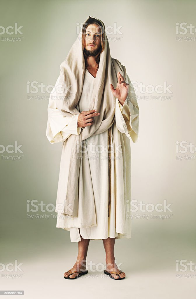 Blessings bestowed unto you stock photo