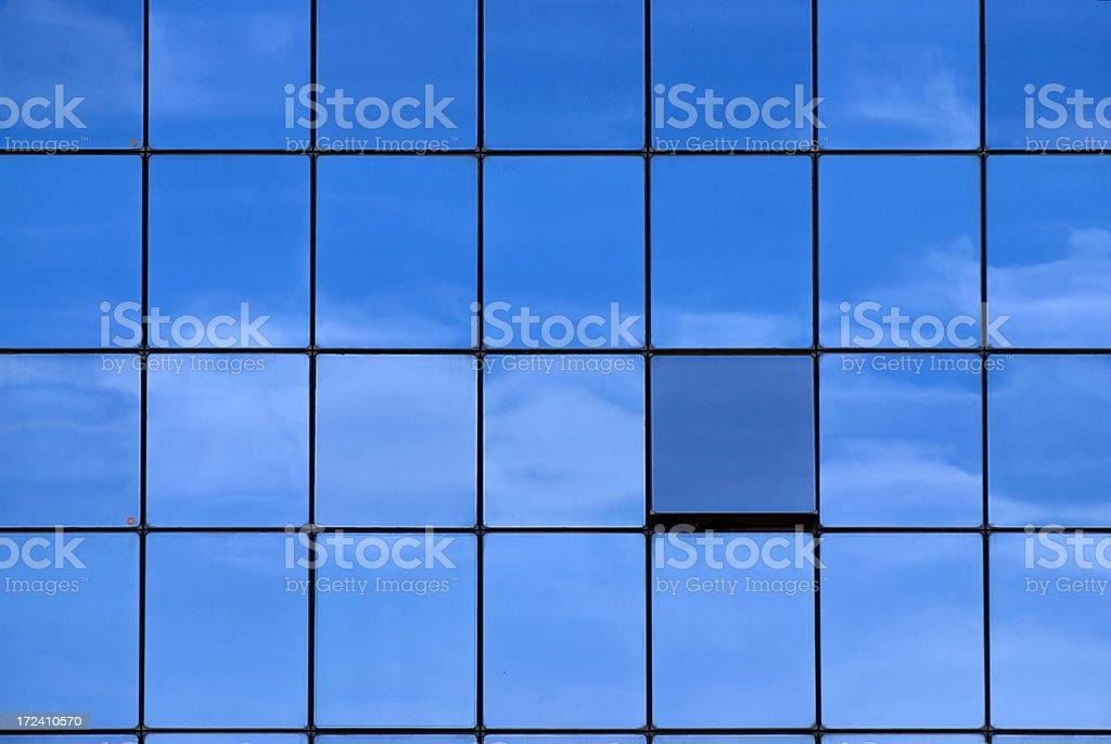 bleu graphique royalty-free stock photo
