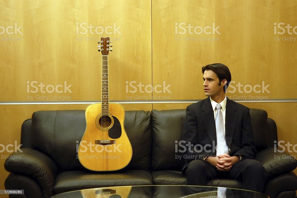 Blind Date/The Interview v3 / What you lookin at2 stock photo