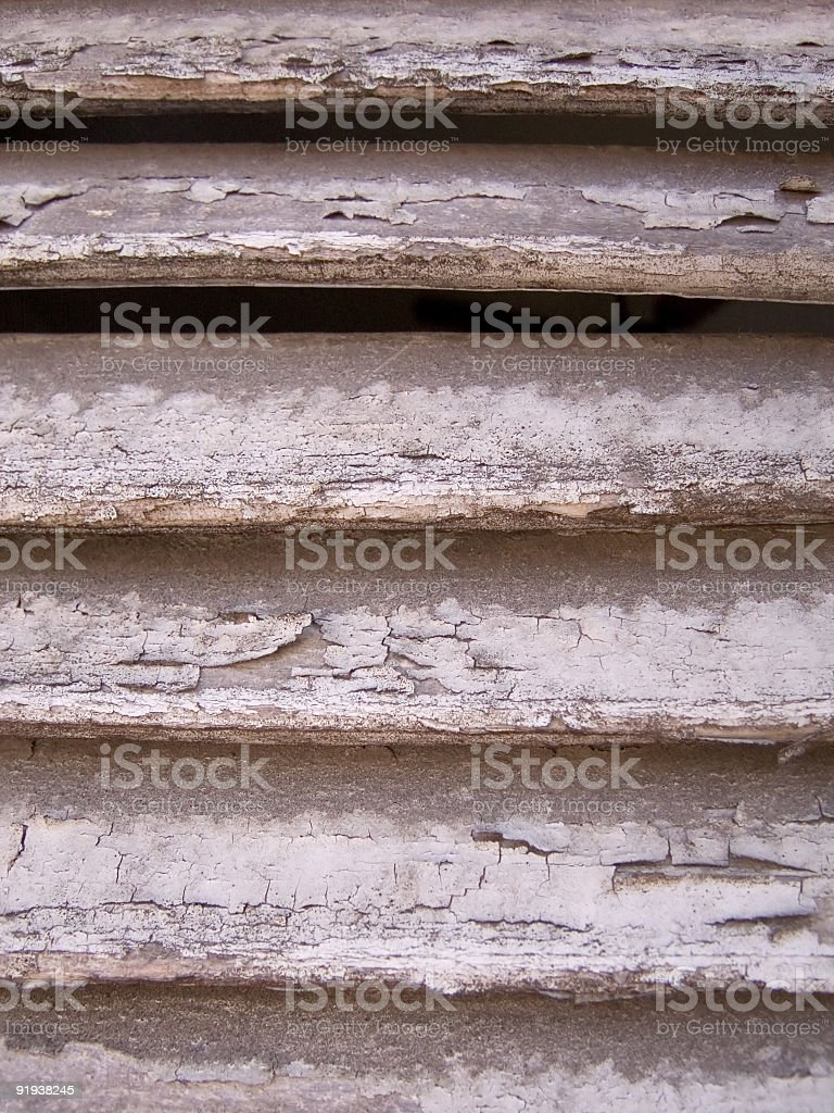 Blind window royalty-free stock photo
