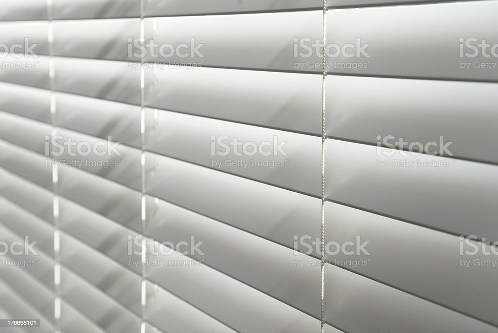 Blinds stock photo