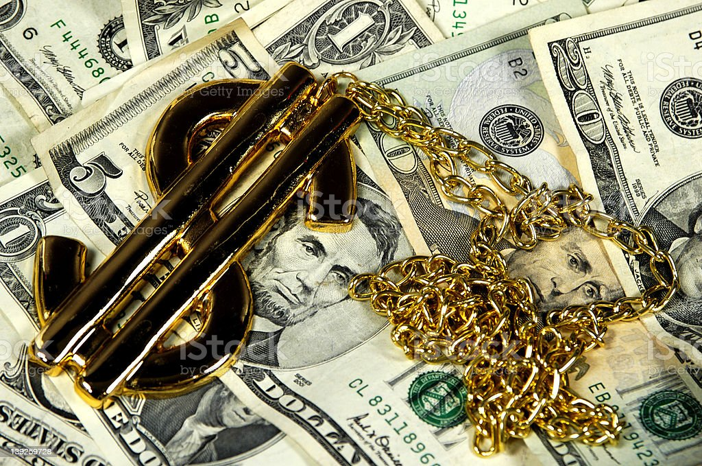 Bling Bling royalty-free stock photo