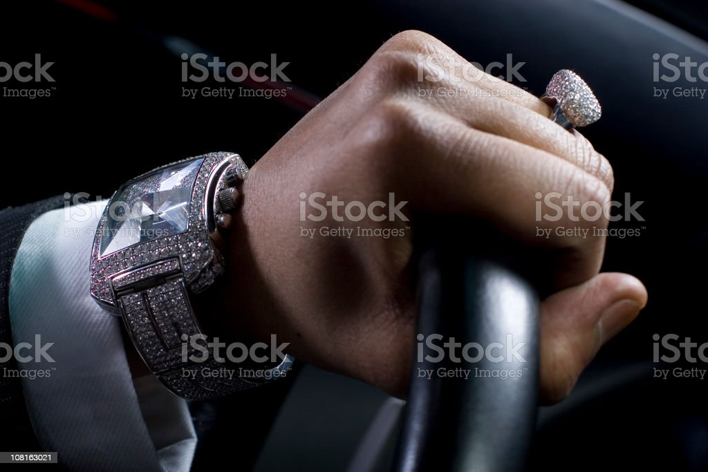 Bling royalty-free stock photo
