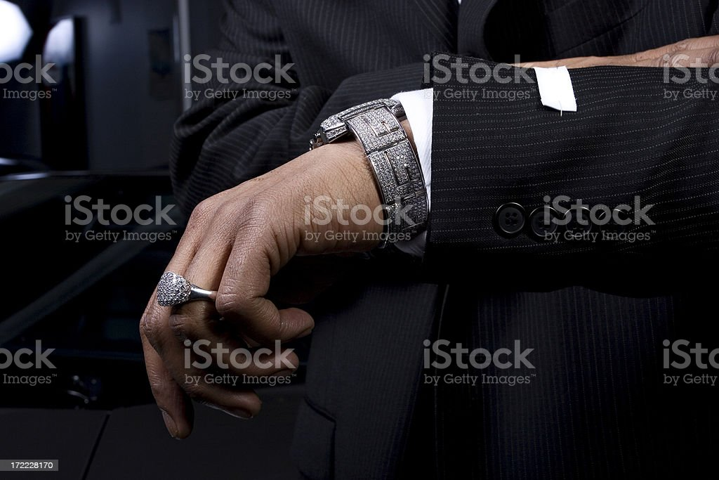 Bling stock photo