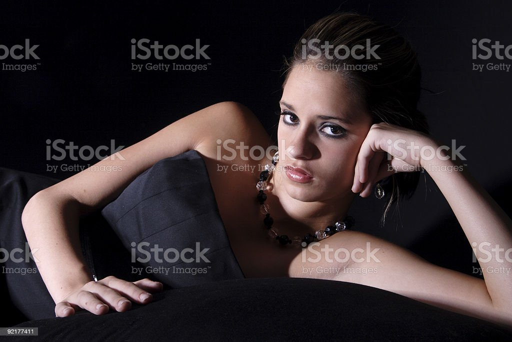 Bliss: Allure. stock photo
