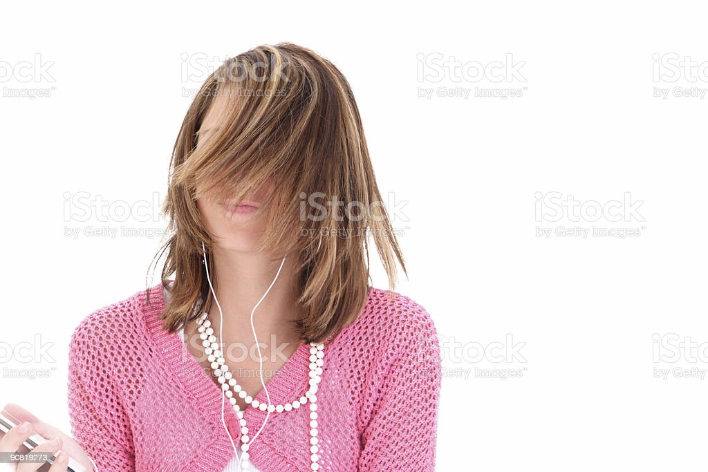 Bliss: Jammin'. royalty-free stock photo