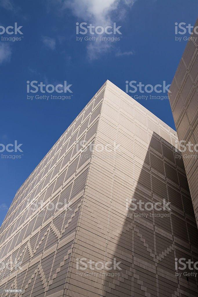 Block Building stock photo