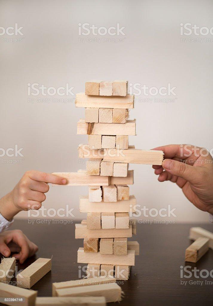 block risk stock photo