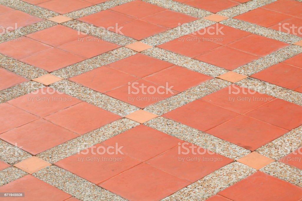 block tiles floor texture sandstone or stone wash  background. stock photo
