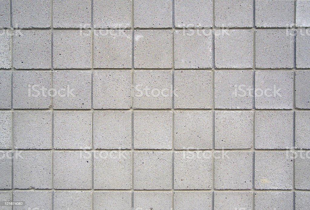 Block wall royalty-free stock photo